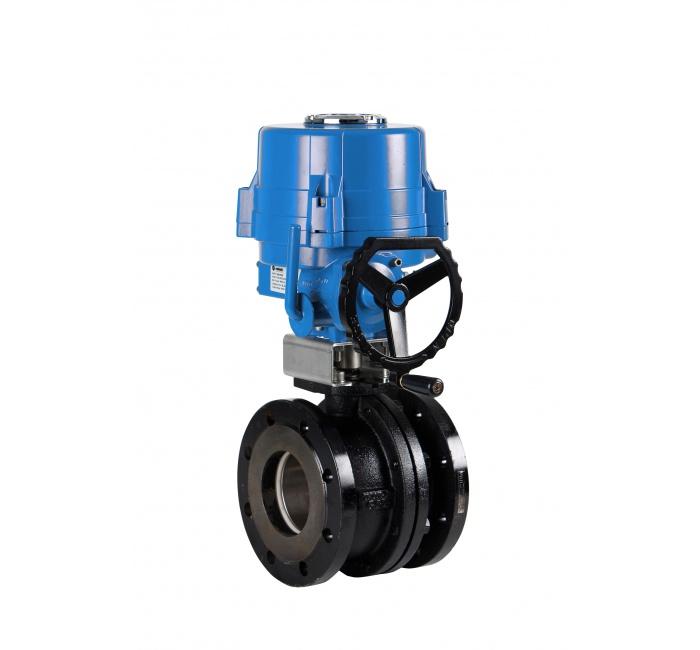 Automatización y control / Actuador eléctrico trifásico