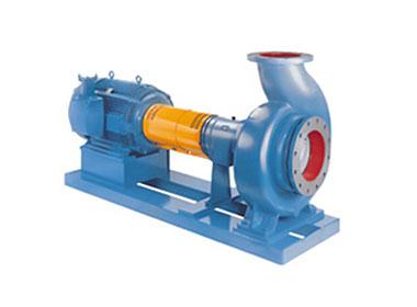 Modelo ICP, Bomba de proceso ISO de alta temperatura